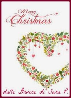 Auguri Di Buon Natale Affettuosi.Le Grucce Di Sara P Auguri Di Buon Natale