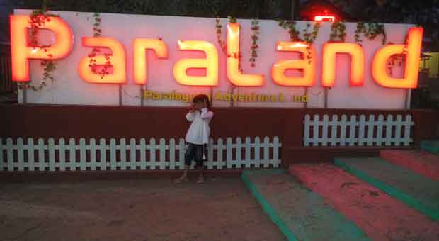 Paraland Majalengka Resort, Ikon Baru Parawisata Jawa Barat