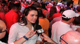Cuité representada: articulação deve levar Rafaela Camaraense à ALPB