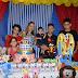 Família em Festa:   aniversário e batismo de Pyetro e Natan!