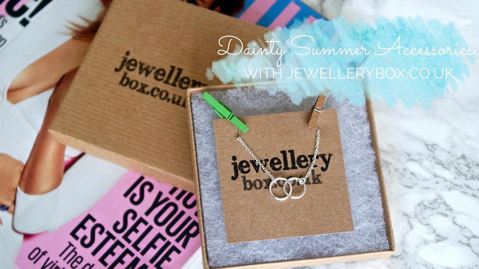 Fashion || Dainty Summer Accessories with JewelleryBox