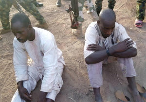 armed robbers arrested taraba