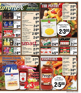 AG Foods Flyer May 28 – June 3, 2017