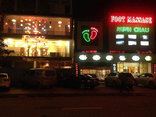 Minh Châu Spa - Spa tốt nhất Hải Phòng