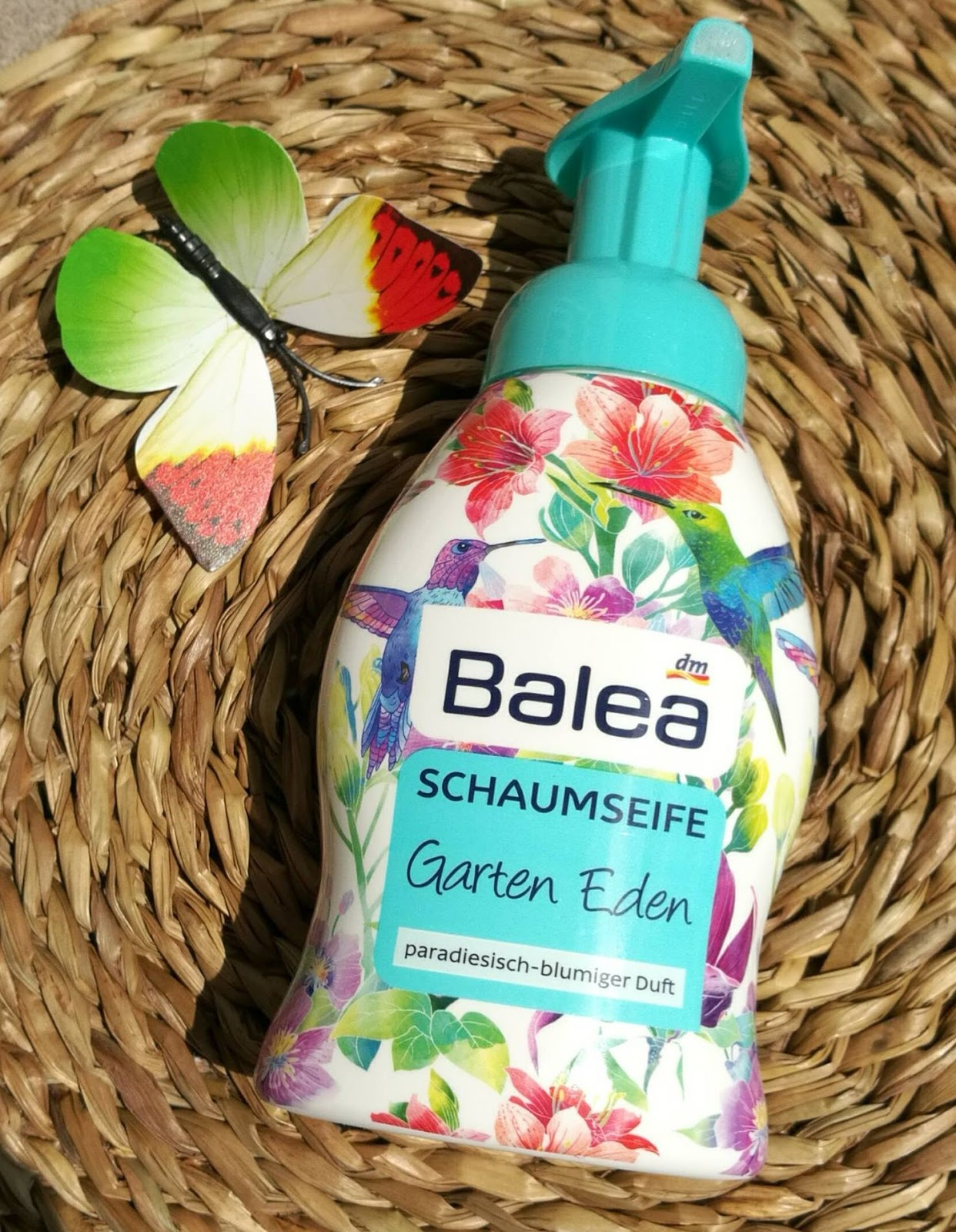 Miskasiska25 penov mydlo balea garten eden for Garten eden