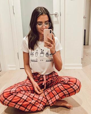 Pijamas tumblr tiernas que te ayudaran a dormir como una princesa