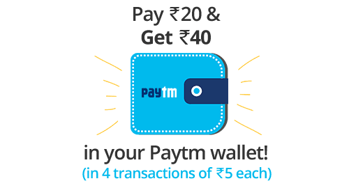 paytm coupons for wallet