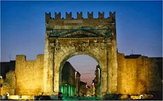 Arco di Augusto - Rimini