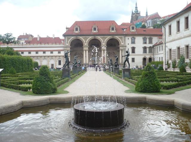 Palazzo Wallenstein