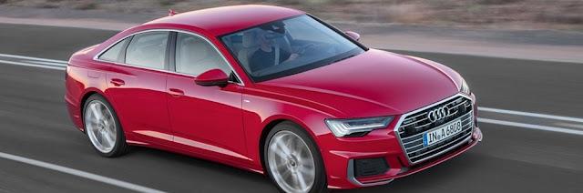 2018 Audi A6 C8