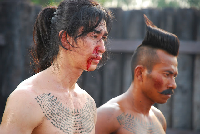 Thailand Movie Action - Kumpulan Foto Yamada The Samurai of Ayothaya, Fakta YamadaThe Samurai of Ayothaya dan Videonya