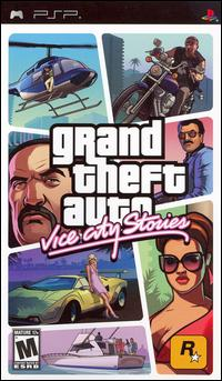 GTA Vice City Stories PSP ISO [Español] [MEGA]