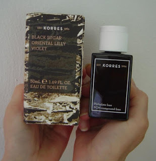 Korres Black Sugar Oriental Lilly Violet Eau de Toilette.jpeg