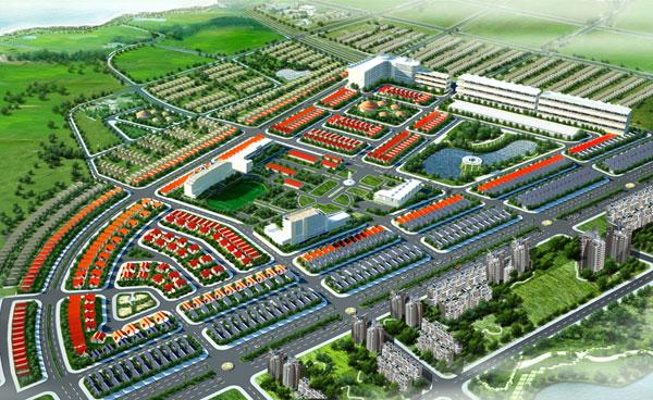 khu đô thị làng đại học