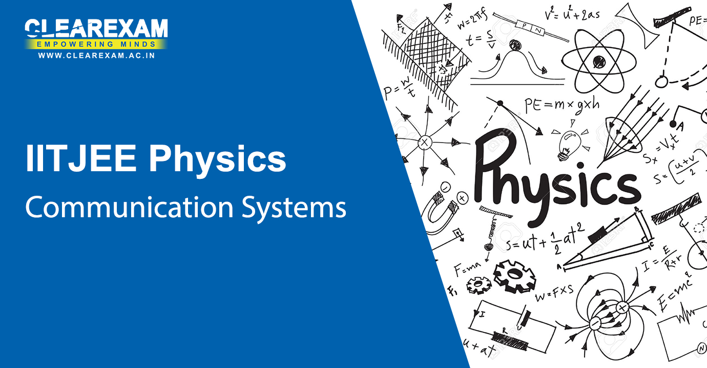NEET Physics Communication Systems