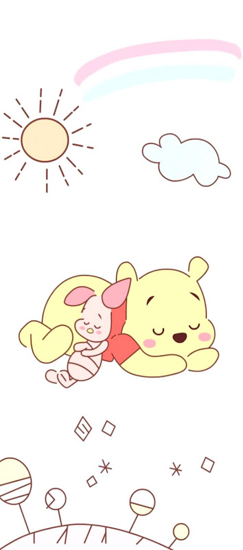Cute Cartoon Wallpaper Winnie The Pooh