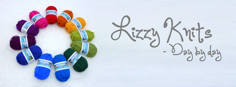 Lizzy Knits - Day by day!
