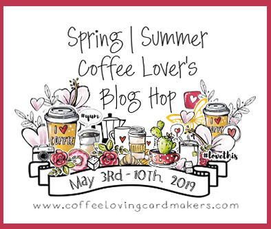 WE ARE PARTICIPATING IN THE COFFEE LOVER'S BLOGHOP -  DOUBLE TROUBLE BLOG CANDY