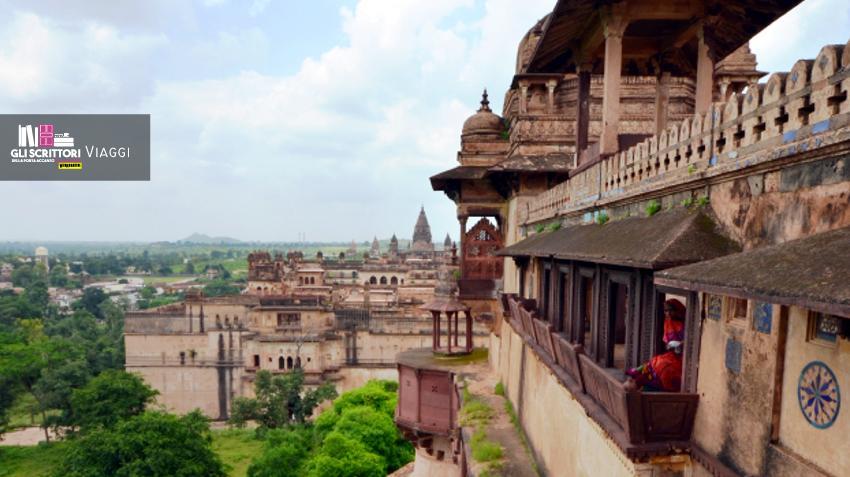 Viaggio in India: Orchha, tra palazzi e templi