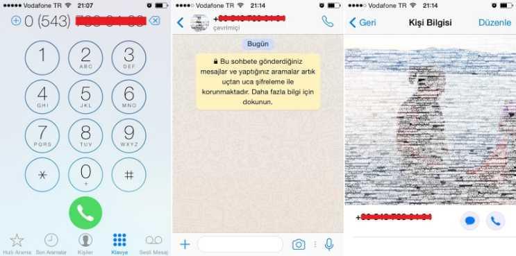 Whatsapp üzerinden yer tespiti yapılması sanıldığı kadar zor değildir.