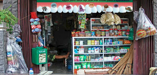 Bisnis rumahan warung kecil-kecilan modal 1 jutaan