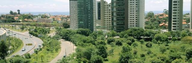 Onde Correr e Caminhar em Belo Horizonte : Lagoa Seca Belvedere