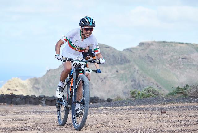 rosa 4 Stage MTB Lanzarote