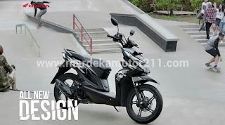 Launching Honda New Beat Street Esp
