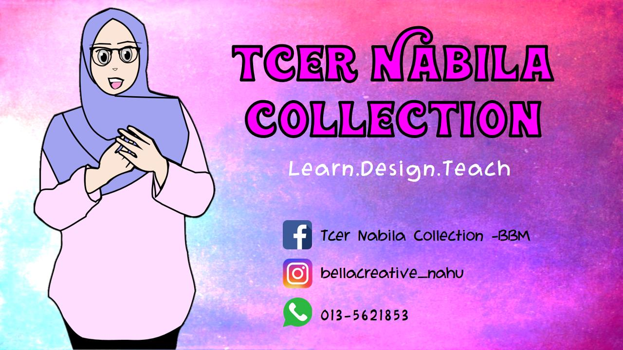 Tcer Nabila Collection