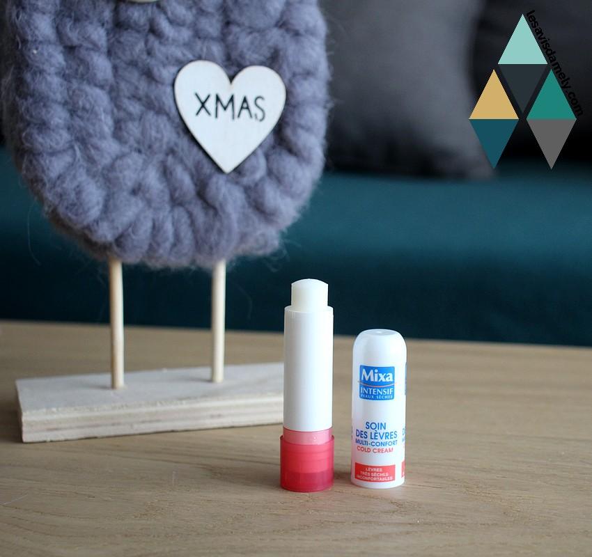 soin des lèvres cold cream lèvres très sèches mixa