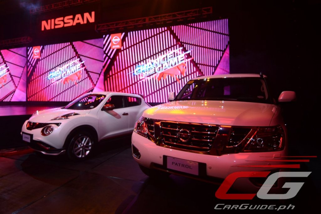 Nissan Philippines Beefs Up Suv Line Up By Updating Patrol
