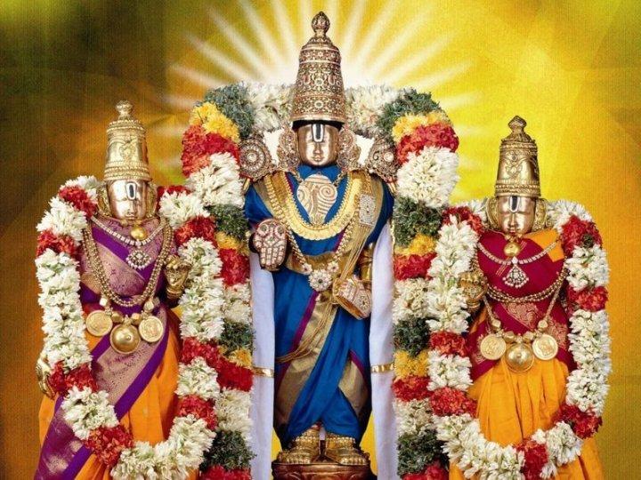 Sri Venkateswara Swamy Hd Wallpapers India Temple Tour 108 Divya Desam Thiru Neeragam Sri