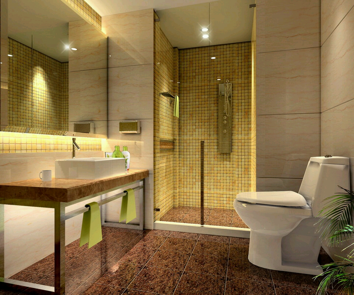 Modern Bathrooms Best Designs Ideas » Modern Home Designs