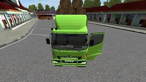 Bussid Mod Truck Hino Bak Kayu V2.9