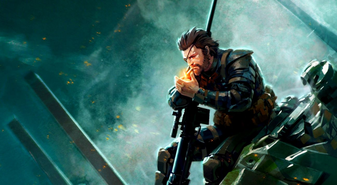 Metal Gear Solid 5 Hd Wallpapers Amazing Wallpapers