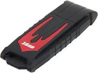 Kingston HyperX Fury 16GB USB Bawa Desain Bodi Elegan dan Performa Bagus