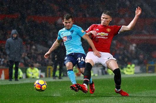 Man Utd 1-0 Bournemouth: Khó tin 1