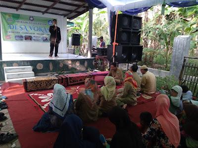 Muktijaya Lauchingkan Desa Vokasi Kemendikbud