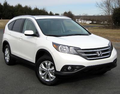 Honda CR-V Touring Specs And Price