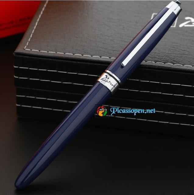 Bút cao cấp Picasso 912 màu xanh