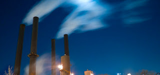 Tampa Electric wants to convert 1,700 MW coal plant to gas (Credit: Wikimedia)  Click to Enlarge.