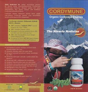 Gambar Cordymune Nasa