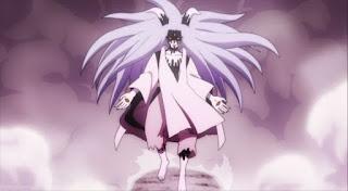 Boruto revela a nova forma do vilão Momoshiki no anime
