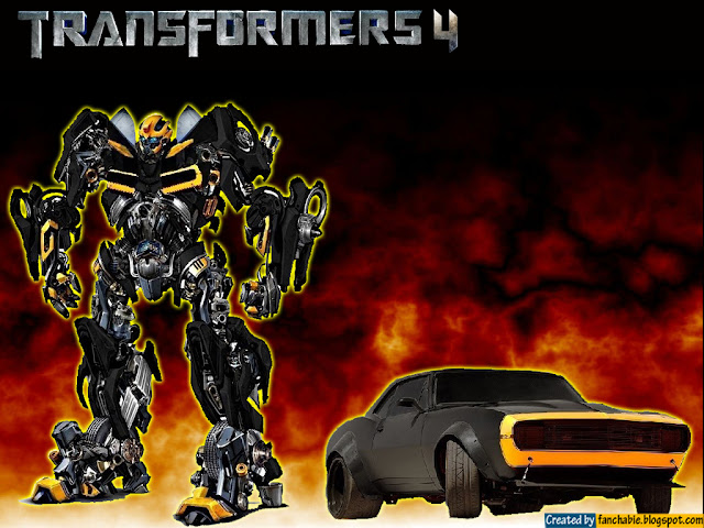 New Transformer 4 Wallpaper