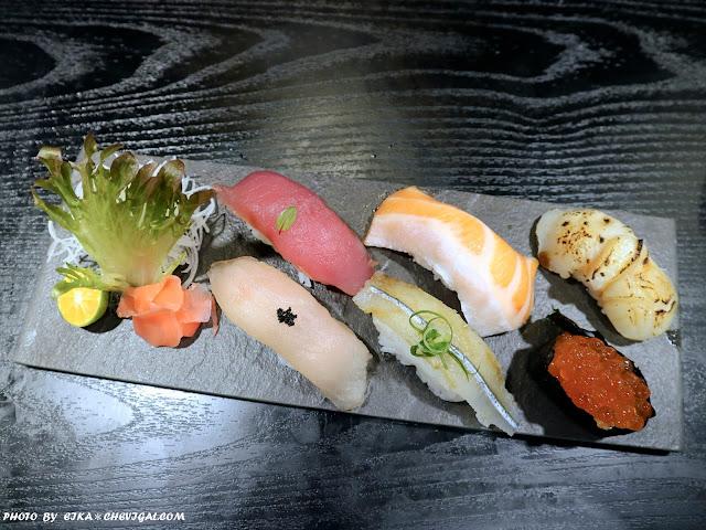 IMG 8891 - 熱血採訪│鯣口鮮板前料理/壽司/外帶,繽紛水果與日式料理結合的創意美食,帶給味蕾不同的驚喜!