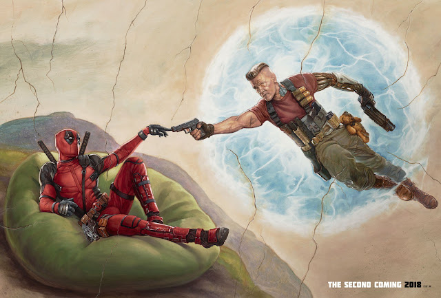 O novo trailer de Deadpool 2 e o Peter