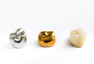 How to Clean ceramic teeth