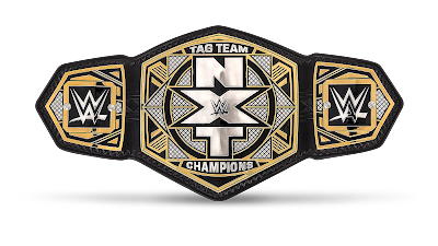current WWE NXT Tag Team champion title holder