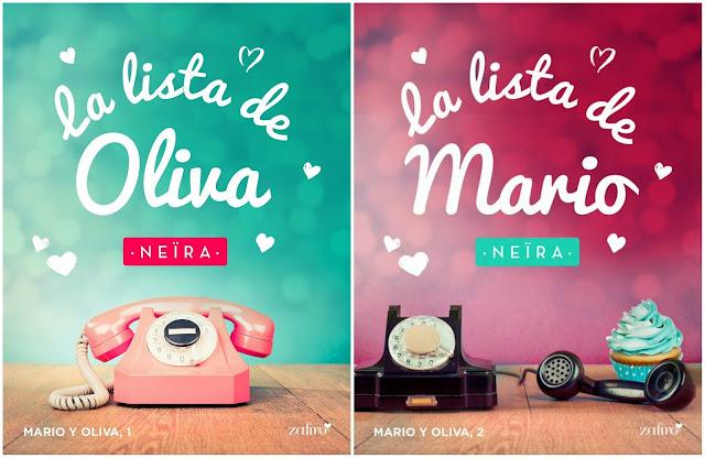 La lista de Oliva y La lista de Mario
