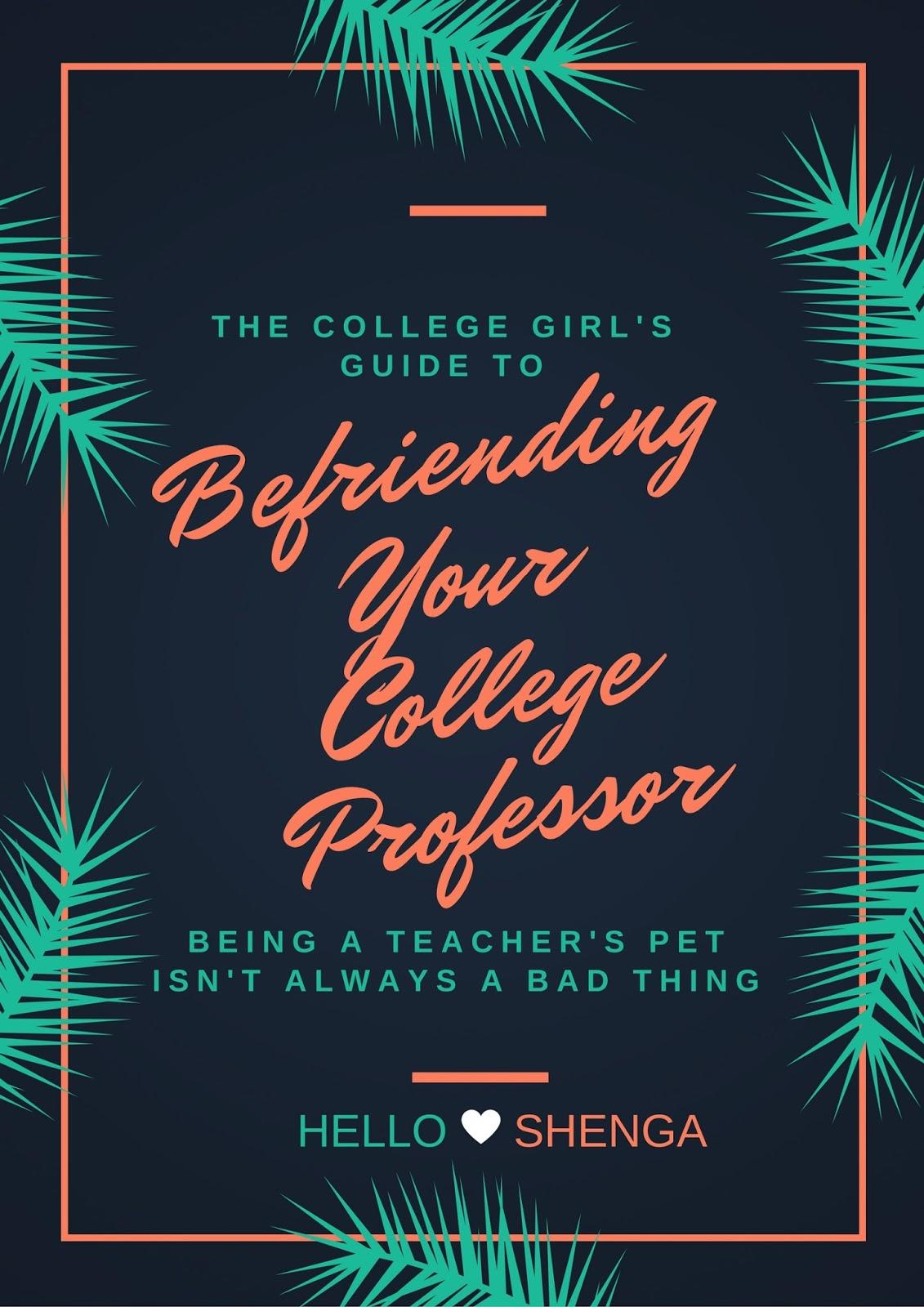 college professors